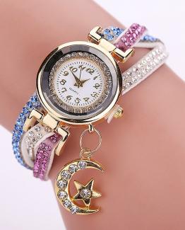 bohemian casual horloge