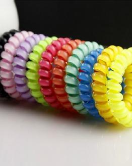 wokkel elastiek diverse kleuren