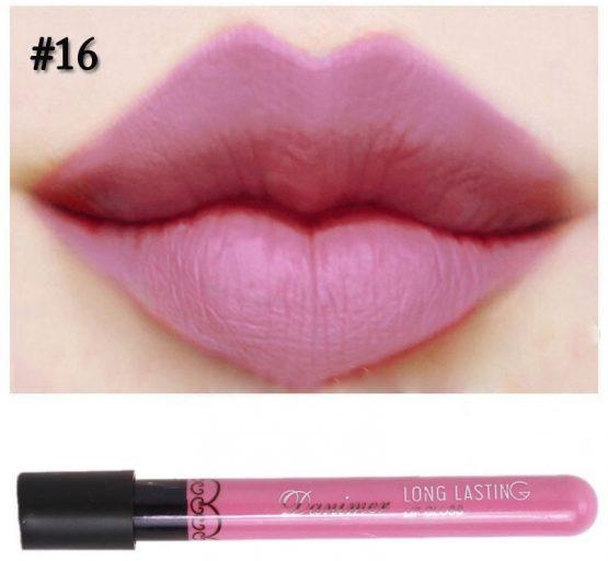 lipgloss mat #16