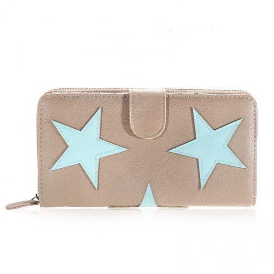 portemonnee wallet stars double
