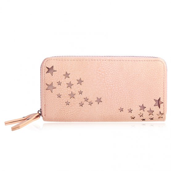 Portemonnee wallet small stars double