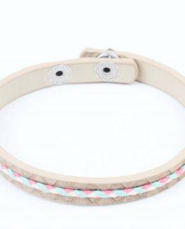 gevlochten armband ibizastyle