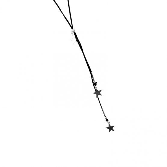 Lange ketting met sterren
