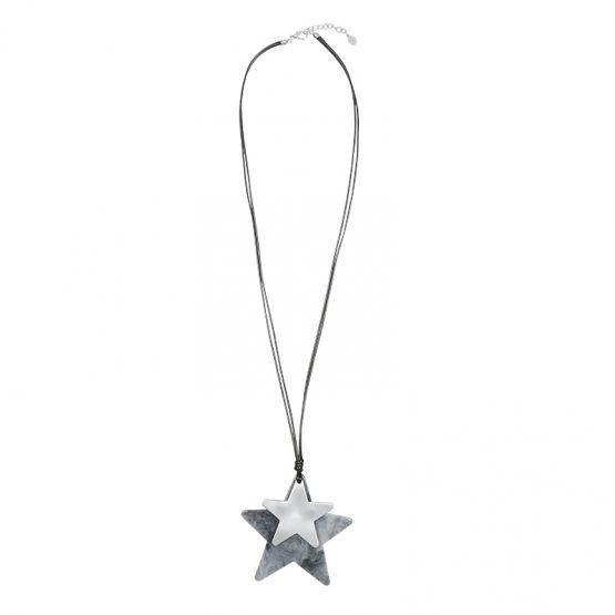 ketting met sterren