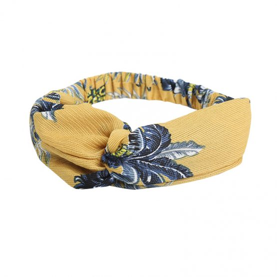 haarband met ananasprint