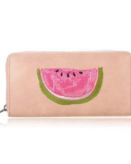 portemonnee met watermeloen