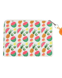 make up tas ananas watermeloen