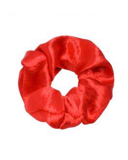 rode velvet scrunchie