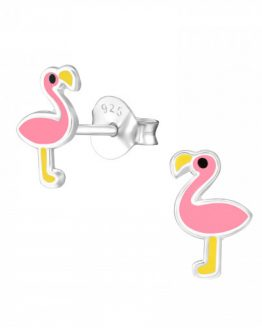 kinderoorbellen oorstekers flamingo