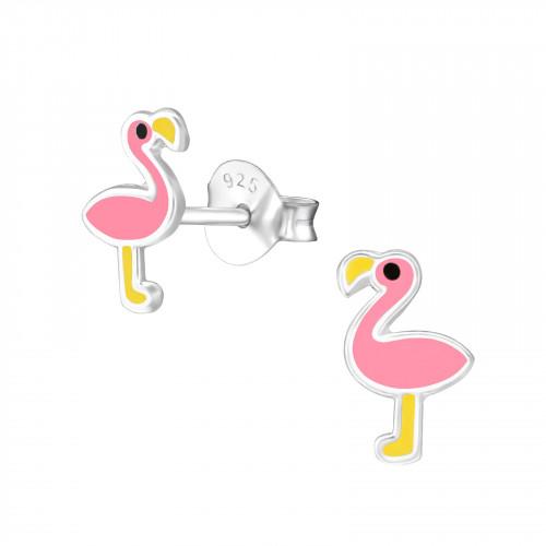 kinderoorbellen oorstekers flamingo